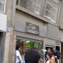Club Sandwich 7a en Bogotá