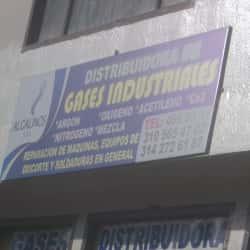 Distribuidora de Gases Industriales  en Bogotá