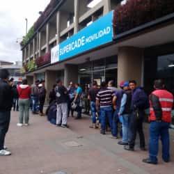 SuperCADE Movilidad en Bogotá