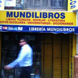 Librería Mundilibros en Santiago