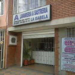 Lavanderia Y Sastreria La Isabela en Bogotá