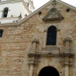 Templo de San Agustín en Bogotá