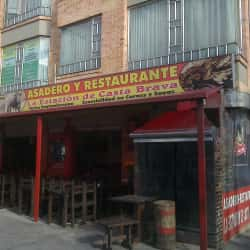 Asadero y Restaurante La Estación de Casta Brava en Bogotá