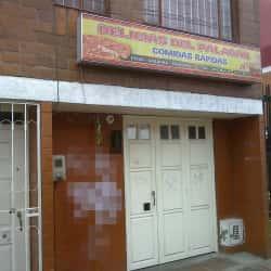 Comidas Rápidas Delicias del Paladar en Bogotá