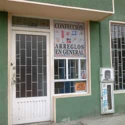 Confeccion  Arreglos en General en Bogotá