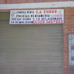 Compra Venta La Torre  en Bogotá