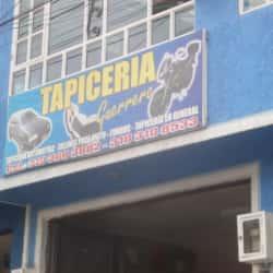 Tapiceria Guerrero en Bogotá
