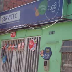 Café Internet Servitec en Bogotá