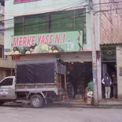 Merque Yass Vacano en Bogotá