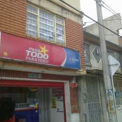 Paga Todo Calle 77A en Bogotá