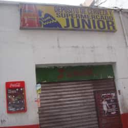 Deposito de Cerveza y Supermercado Junior  en Bogotá