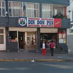 Din Don Pan en Bogotá