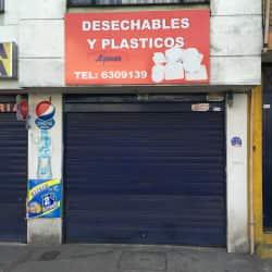 Desechables y Plásticos Ajover en Bogotá