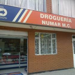 Drogueria Numar M.C.  en Bogotá