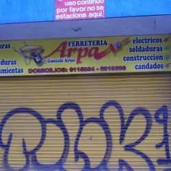 Ferreteria Arpa  en Bogotá