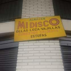 Almacen mi Disco  en Bogotá