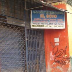 Almacen y Reempacadora El Soyo  en Bogotá
