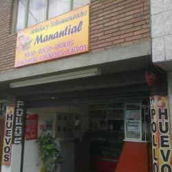 Avicola y Salsamentaria Manantial en Bogotá