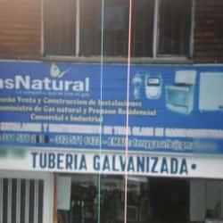 Gas Natural en Bogotá