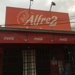 alfre2 en Santiago