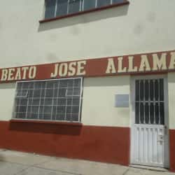 Iglesia Beato José Allamano en Bogotá