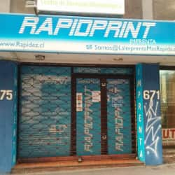 Imprenta Rapidprint en Santiago