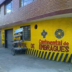 Continental de Embragues en Bogotá