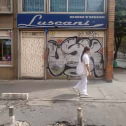 Boutique Luscani en Bogotá