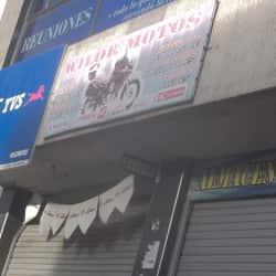 Wilor Motos en Bogotá