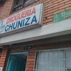 Droguería Chuniza en Bogotá