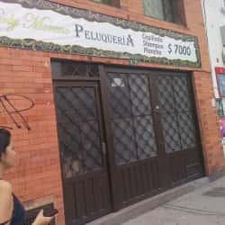 Derly Moreno peluquería en Bogotá