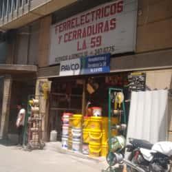 Ferreléctricos y Cerraduras la 59 en Bogotá