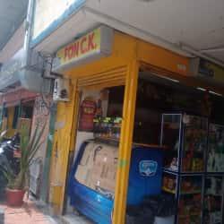 Fon C.K en Bogotá