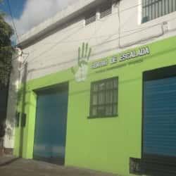 Centro de Escalada en Bogotá