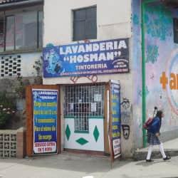 Lavandería Hosman en Bogotá