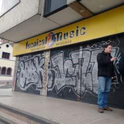 Tecnical Music Instrumentos Musicales en Bogotá