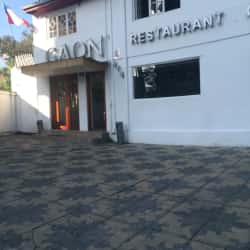 Restaurante The Gaon en Santiago