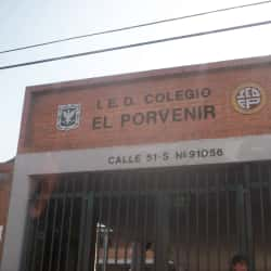 Colegio El Porvenir (CED) en Bogotá