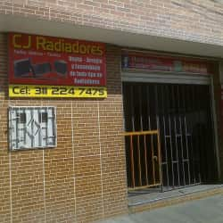 CJ Radiadores en Bogotá