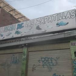 La Feria de las Zaptillas en Bogotá