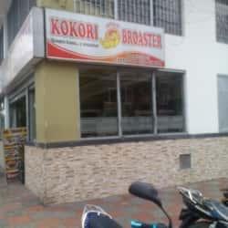 Kokori Broaster  en Bogotá