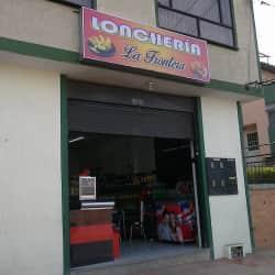 Lonchería La Frontera en Bogotá