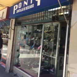Ponty Calzado en Santiago