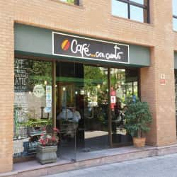 Cafe con cuento en Santiago