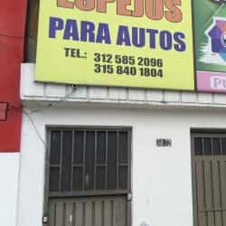 Vidrios & Espejos Para Autos en Bogotá