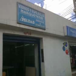 Vidrios y Espejos J.G. en Bogotá