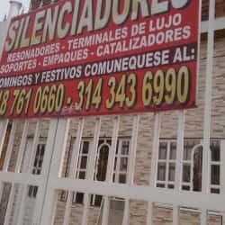 Silenciadores  en Bogotá