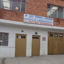 Liceo Psicopedagógico El Teorema de Aprender en Bogotá