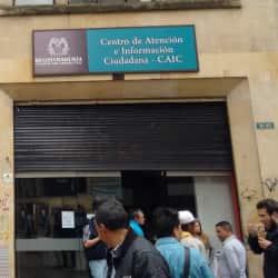 Registraduría Centro de Atención e Información Ciudadana - CAIC en Bogotá