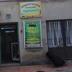 Remontadora de Calzado Davincy en Bogotá